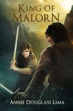 King of Malorn Cover