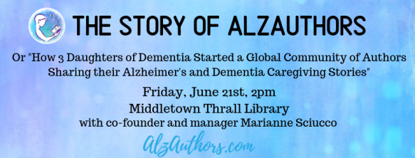 The Story of AlzAuthors