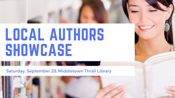 local authors showcase