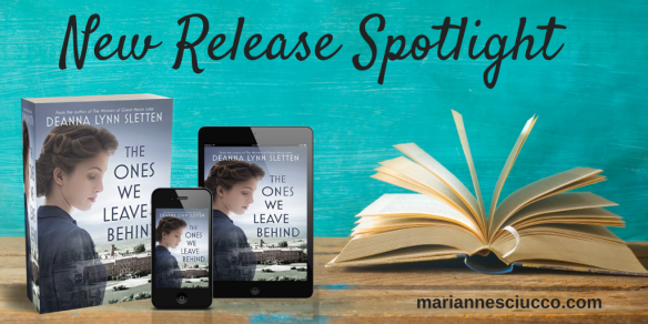 New Release Spotlight The Ones We Leave Behind
