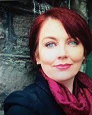 Rachel McMillan, author of The London Restoration
