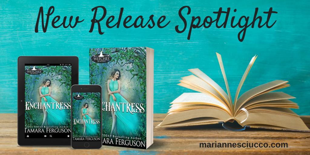 New Release Spotlight Enchantress